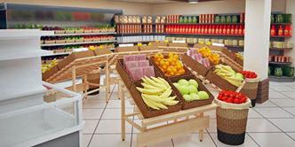 Поддержание микроклимата торговых точек и складов